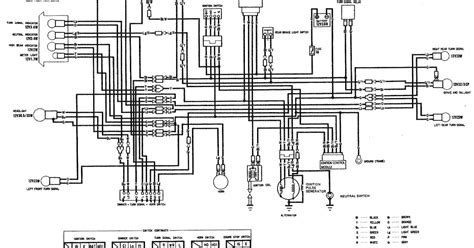1972 honda ct70 wiring wiring diagrams wiring diagram