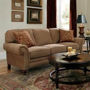 broyhill larissa sofa broyhill larissa brown queen goodnight sleeper sofa with