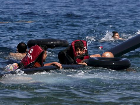 refugee boat tragedy a five year old girl has died in a refugee boat tragedy
