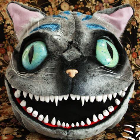 grinsekatze cheshire cat cosplay kostuem alice im