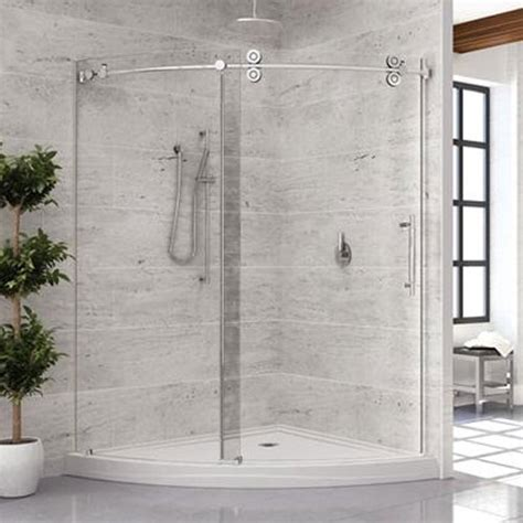 Kinetic Shower Door Fleurco Kinetik Series Daiek Door Systems