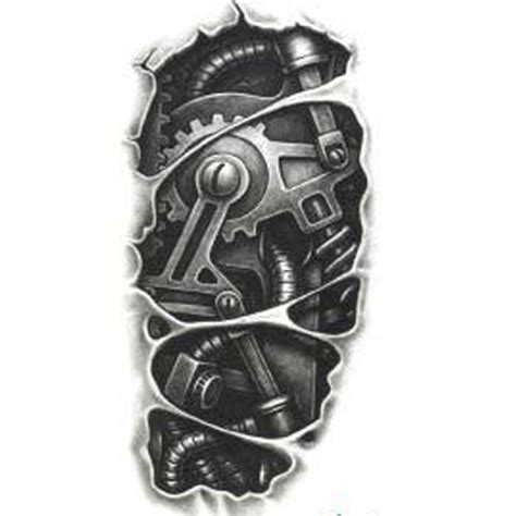 mechanical tattoo designs 24 mechanical designs