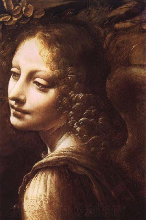 2 Paintings Of Leonardo Da Vinci by Maher Gallery Leonardo Da Vinci Italian