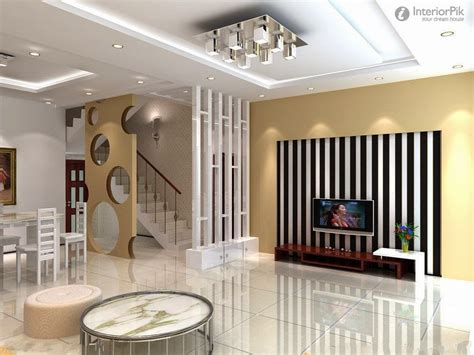 Living Room Partition contemporary style catalog for plasterboard partition