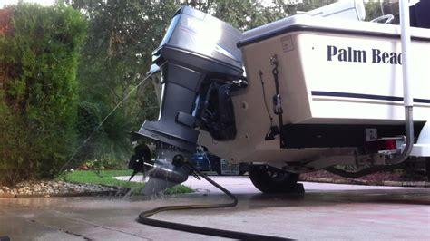 yamaha boat motor will not start yamaha 90 2 stroke start up idle outboard boat engine 90hp