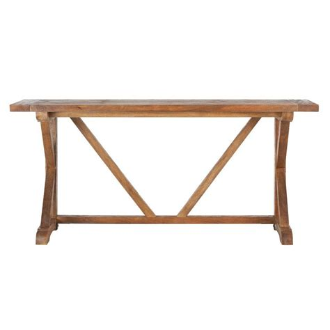 home decorators collection bark console table