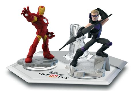 Disney Infinity Disney Infinity Steps Up Its With New Marvel