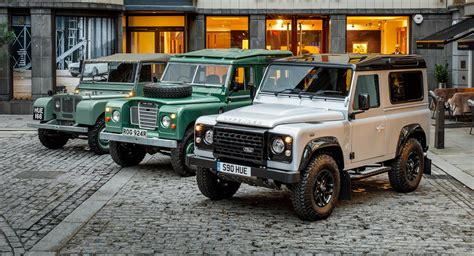 land rover electric land rover defender to offer all electric variant