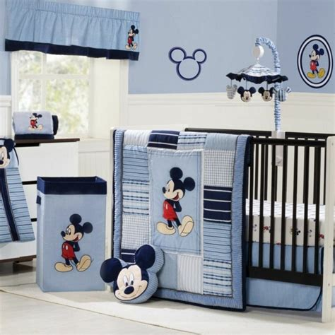 deco mickey chambre decoration chambre bebe mickey visuel 5