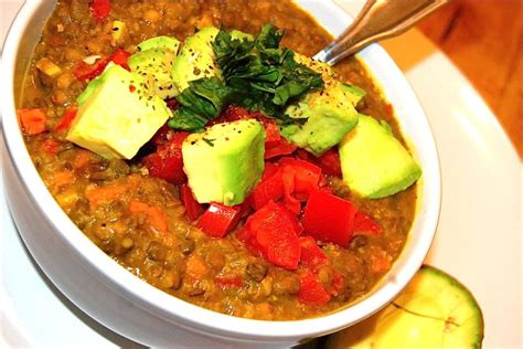 Dhealth Detox by Curry Lentil Food Recipe From Dhealth Store My