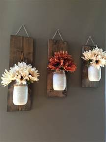 decorative home accessories 25 rustic home decor ideas you can build yourself