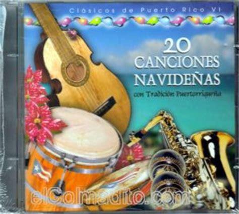 imagenes navidad puertorriquena clasicos de puerto rico vol vi 20 canciones navide 241 as