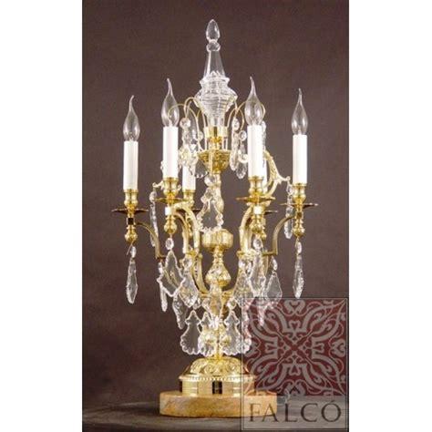 candelabros de bronce candelabro de bronce con cristal