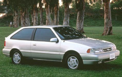 hyundai accent 1993 review amazing pictures and images look at the car