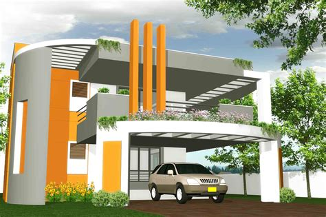3d house design home arch design hd modern house