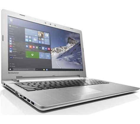 Laptop Lenovo 500 lenovo ideapad 500 15 6 quot laptop white deals pc world