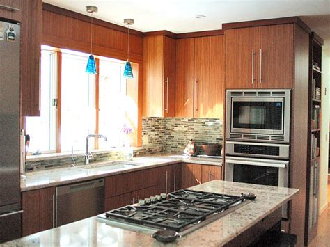 Bamboo Kitchen Countertops Reviews by Portfolio Classic Woodworks Inc
