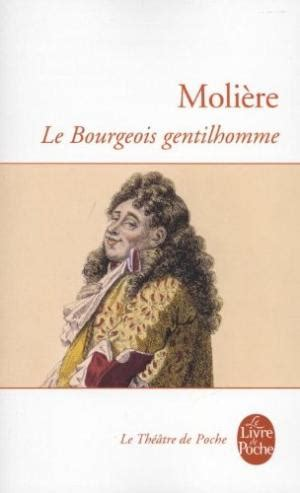 libro le bourgeois gentilhomme moliere abebooks