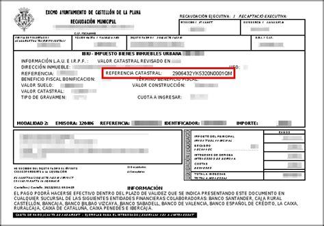 impuesto sobre bienes inmuebles ayuntamiento de castell 243 n ajuntament de castell 243