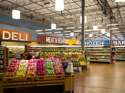 Grocery Store Sections by Go Inside The New Flavortown Market S Grocery
