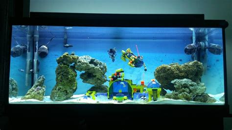 Unique Fish Tank Decorations by Unique Aquarium Decorations