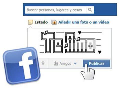 imagenes simbolos navideños para facebook como insertar caracteres y simbolos en tu pagina y muro de