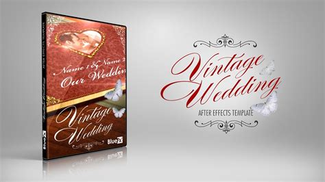 wedding after effects templates www bluefx net after