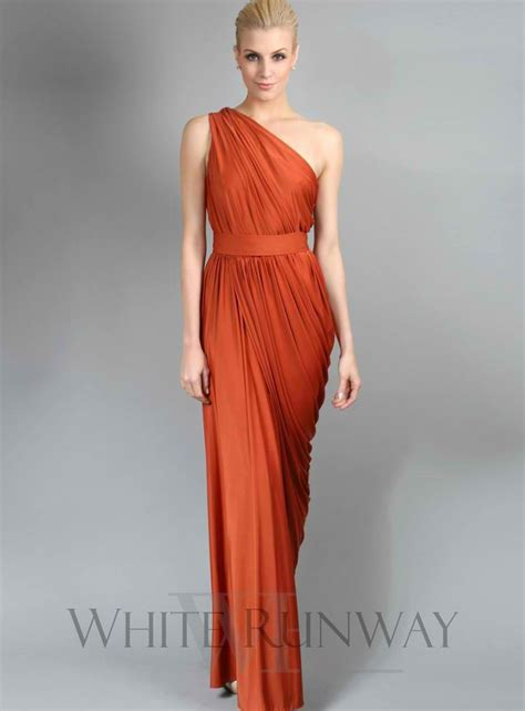 Dresss Orange 25 best ideas about burnt orange bridesmaid dresses on