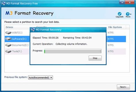 format video recovery how to recover data from formatted hard drive m3 format