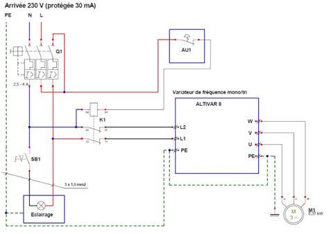 interrupteur variateur 2011 montage d un variateur de fr 233 quence alvitar 08