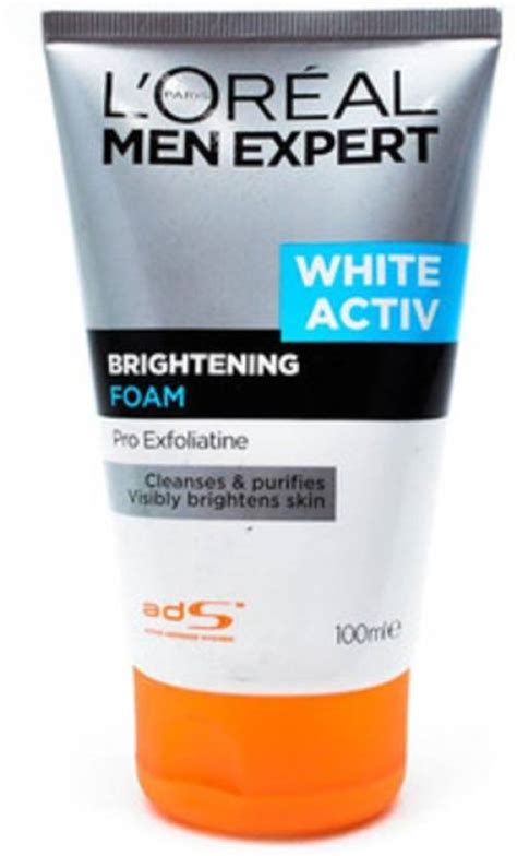 Harga L Oreal S Expert White Active l oreal expert white active brightening foam