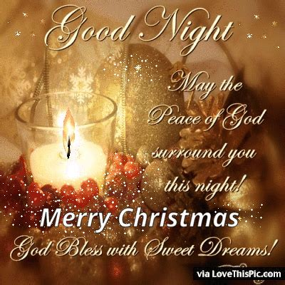 merry chrismtas goodnight quote sayings pinterest night quotes quote pictures