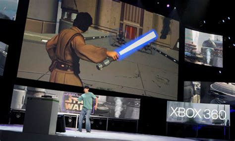 Gamis Syar I 007 kinect wars preview technology the guardian