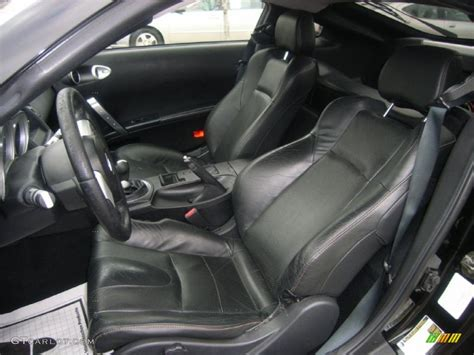 2004 350z Interior by Charcoal Interior 2004 Nissan 350z Touring Coupe Photo 44193255 Gtcarlot