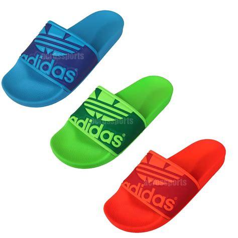 adidas slipper adidas adilette trefoil 2014 slide slippers originals