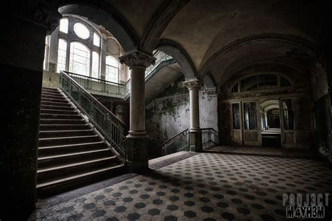 PROJ3CTM4YH3M Urban Exploration   Urbex: Beelitz