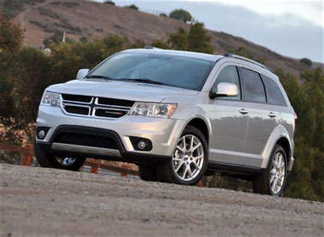 dodge journey road test  review autobytelcom