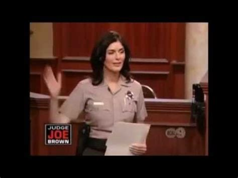 the hot bench bailiff sonia montejano compilation on judge joe brown 2006 2013 youtube