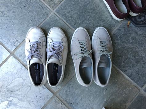common projects sneakers review my mini review kent wang white sneakers vs common