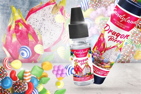 Hysteria Dragonberry Gum Dragonberry Aroma By Candyland Flavours Vljdbca