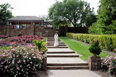 fort worth botanic gardens wedding alexandria zach