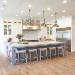 Large Kitchens With Islands kitchen island seating on pinterest dream kitchens kitchen islands