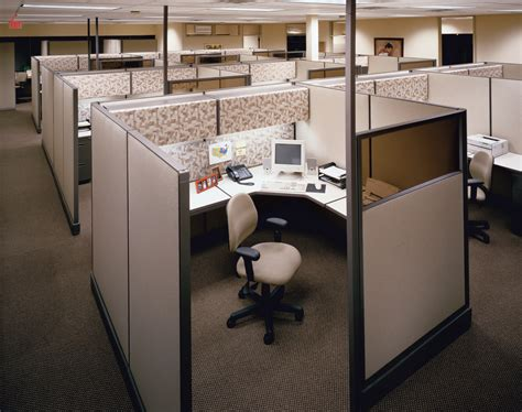 layout of back office compatico ao2 multi office cubicles
