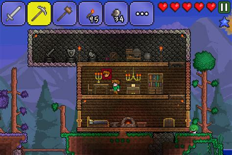 terraria free android terraria for android terraria 1 0 5