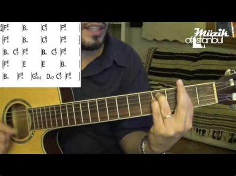 tutorial gitar heaven abi bana gitar 214 ğret 6 akor 1500 şarki funnydog tv