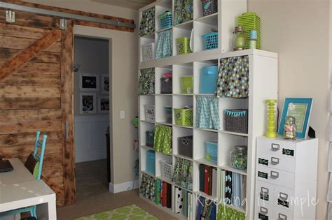 hometalk craft room reveal with decor ideas and craft