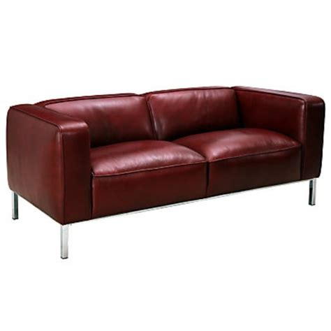 small leather loveseats 2016 small leather loveseats add elegance and charm to any