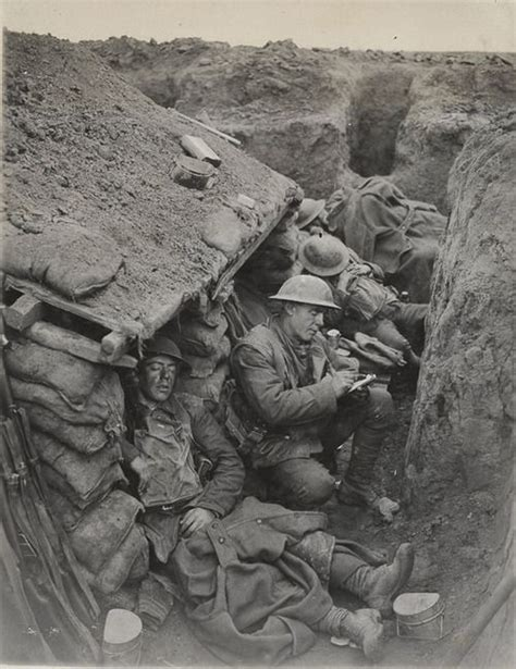 my first world war 1445101505 first world war canadian soldiers in trenches my father fought in the second world war