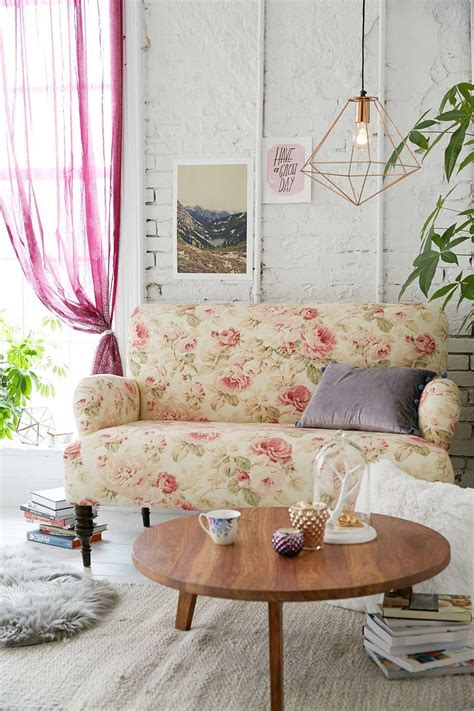 shabby chic loveseat best furniture for a shabby chic living room