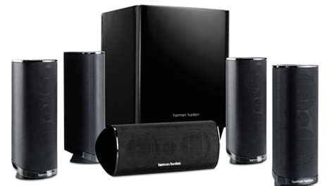 harman kardon 5 1 channel home theater speaker system